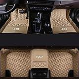 Estera del Piso del Coche for Jaguar XF 2008 2009 2010 2011 2012 2015 2016 2014 2013 F Pace X-Type Xj Accesorios Alfombras Tapetes (Color Name : Color 1)