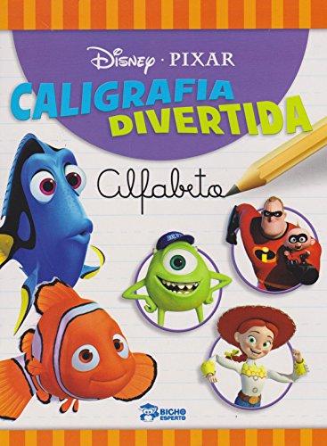 Alfabeto - Coleção Disney Caligrafia Divertida