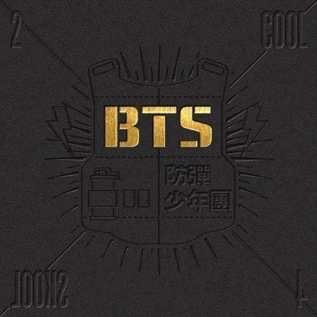 BTS Single Album [2 Cool 4 Skool] CD Package K-POP Sealed BANGTAN by BTS (2016-08-03)