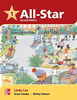 All-Star 1 Student book w/ Work-Out CD-ROM