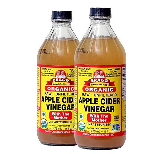 Bragg Organic Apple Cider Vinegar With the...