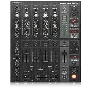 Behringer Pro Mixer Vmx1000 Usb – PRO MIXER DJX750