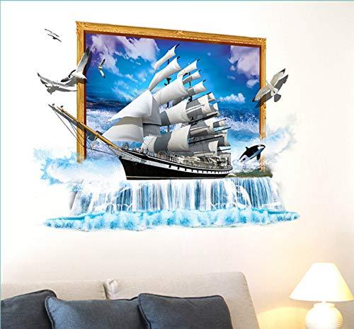 3D Stereowall Schilderij Plafond Slaapkamer Renovatie Decoratieve Poster Creatieve Sticker Verzending