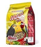 KIKI - Alimento completo para Cotorritas Max Menu 1Kg
