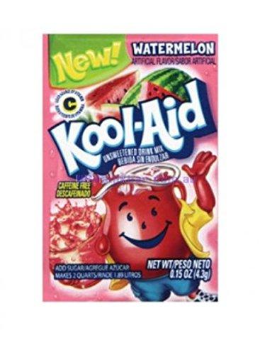 Kool-aid Watermelon Unsweetened 15 Packets