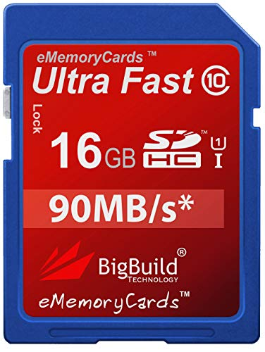 BigBuild Technology 16GB Ultra schnelle...
