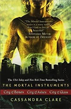 Paperback The Mortal Instruments : City of Bones; City of Ashes; City of Glass Book