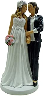 December Diamonds Wedding Figurine - Brides