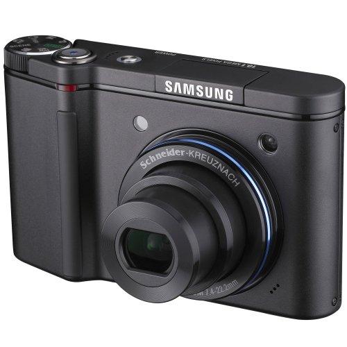 Samsung NV 10 Digitalkamera (10 Megapixel, 3-Fach Opt. Zoom, 6,4 cm (2,5 Zoll) Bildschirm)