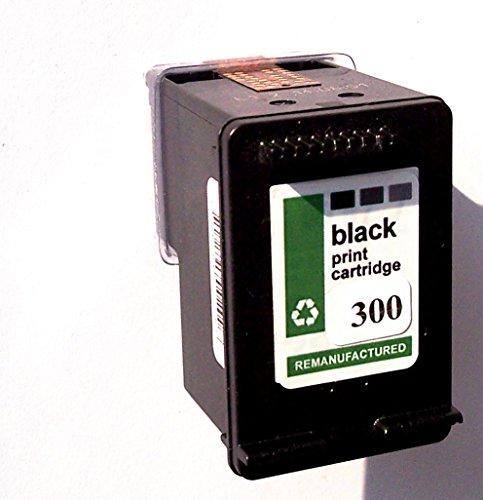 Refill Patrone Ersatz für HP 300 schwarz