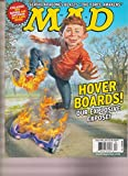 MAD MAGAZINE #538 APRIL 2016, HOVER BOARDS!, NEW NO LABEL. Product