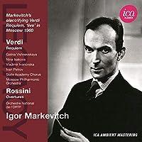 Verdi: Requiem / Rossini: Overtures