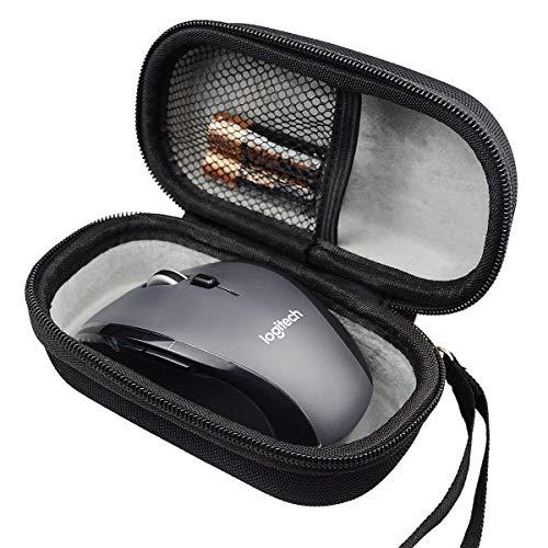 AONKE Hart Reise Fall Case Tasche für Logitech Marathon M705 - kabellose Maus