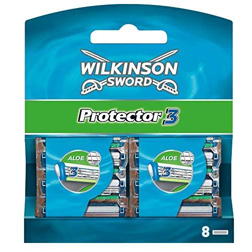 Wilkinson Sword Protector 3 Rasierklingen, 16Stück