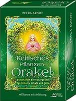 Keltisches Pflanzen-Orakel - Botschaften der Pflanzengeister fuer Heilung, Schutz und Fuelle: 40 Karten mit Anleitung
