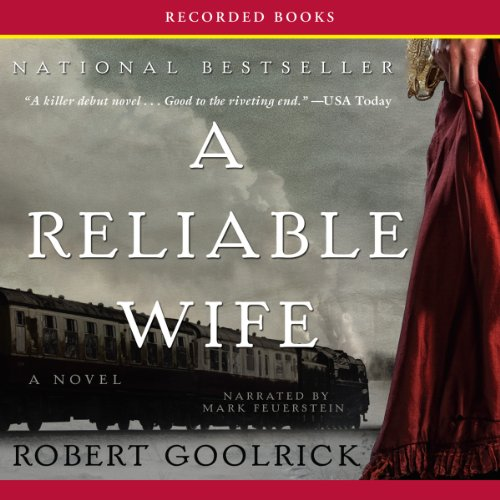 A Reliable Wife audiobook cover art