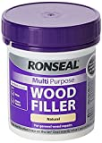 RONSEAL 34735 Ronseal Multi-Purpose Wood Filler - Natural, Purple, 250g