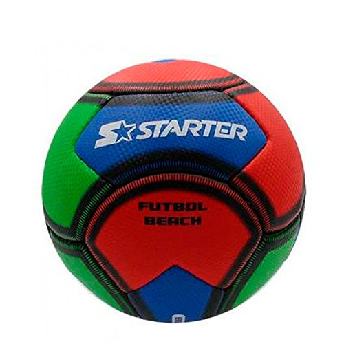 STARTER 97053.757 Balón Futbol Playa, Blanco, S