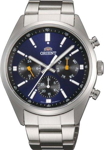 [オリエント時計] 腕時計 ネオセブンティーズ スタンダード Neo70's PANDA クオーツ WV0021UZ シルバー