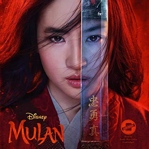 Mulan Live Action Novelization cover art