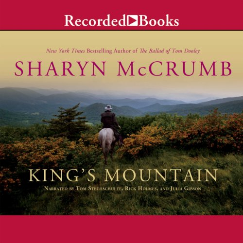 King's Mountain cover art