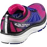 SALOMON Sonic RA - Zapatillas de Running para Mujer, Rosa, 37 1/3