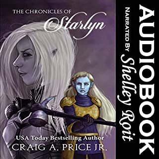 The Chronicles of Starlyn audiobook cover art
