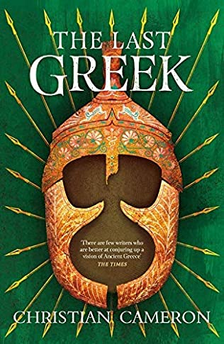 book cover of The Last Greek