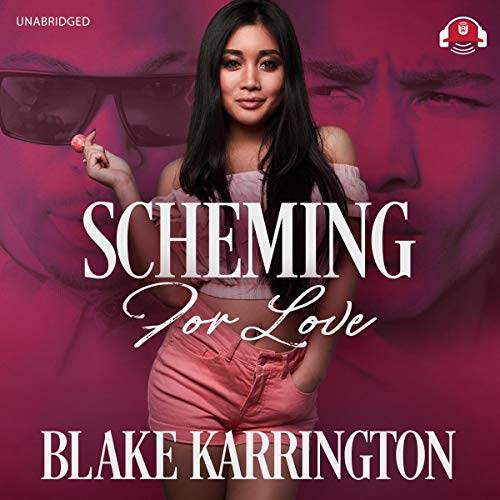 Scheming for Love audiobook cover art