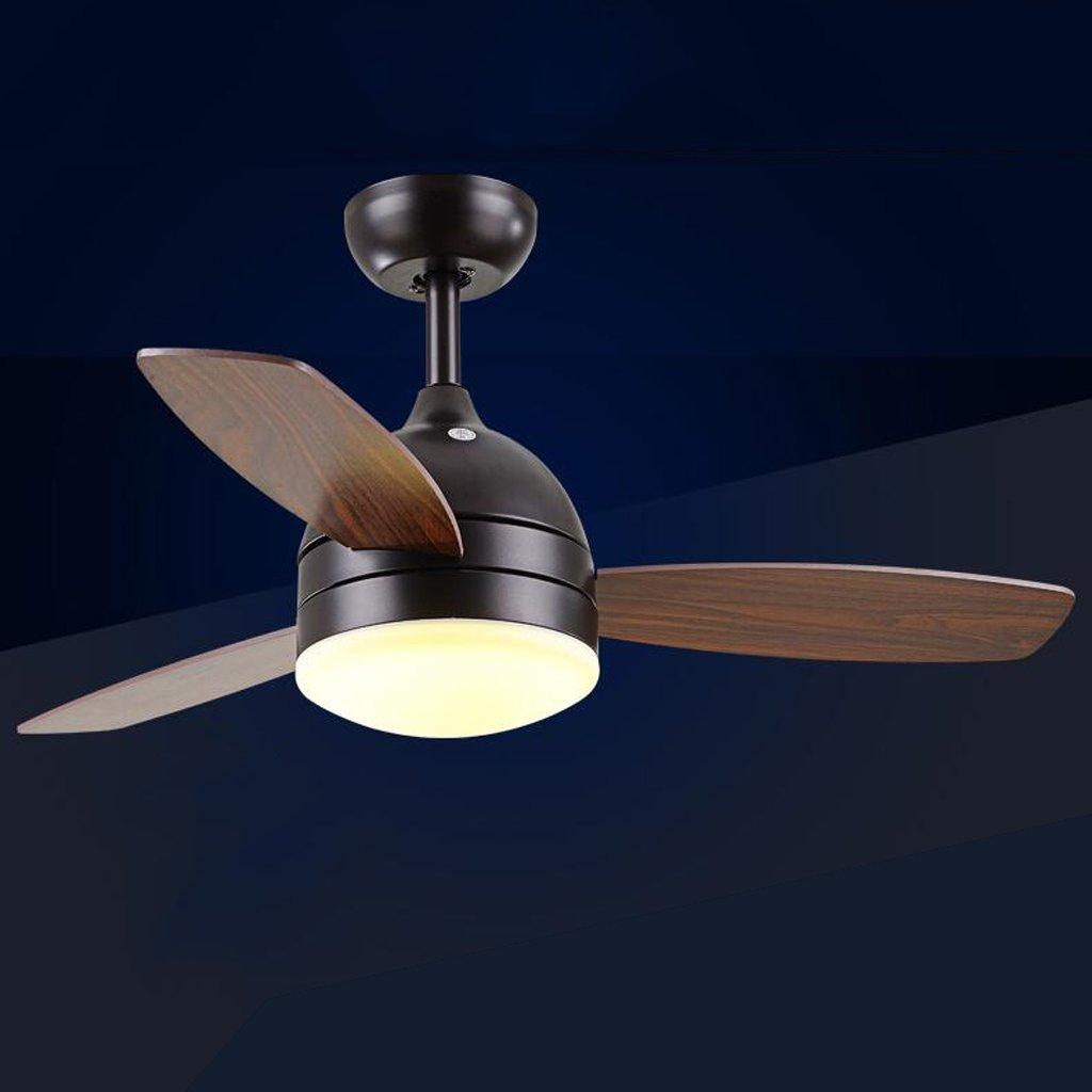 Liuyu · Ventilador de techo retro Luz de restaurante