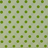 Quilting Patchwork Craft Polycot ton Stoff Polka Dots