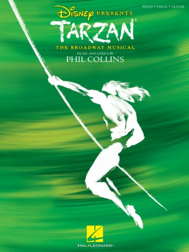 Tarzan - The Broadway Musical Songbook (English Edition)