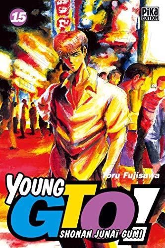 Young GTO T15: Shonan Junai Gumi