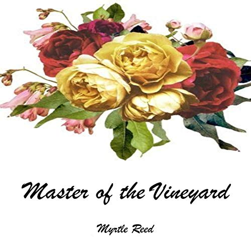 Master of the Vineyard audiobook cover art