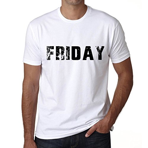 One in the City Hombre Camiseta Vintage T-Shirt Friday