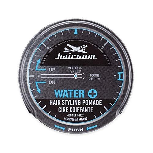 Hairgum Water Plus, Arcilla y barro y cera, 40 gr
