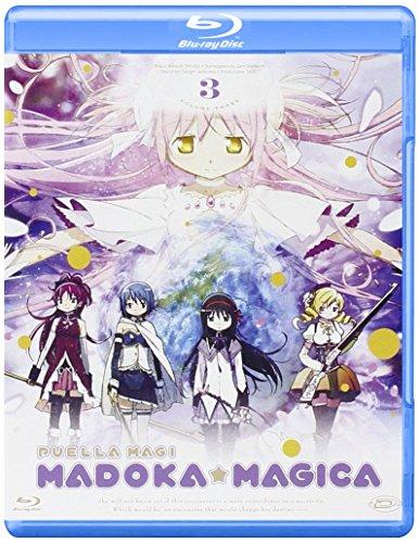 Madoka magicaVolume03Episodi09-12 [Blu-ray] [IT Import]