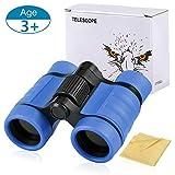 Binoculars Kids, Outdoor Adventure Binoculars Toys for 3 Year Old Boys, Bird Watching