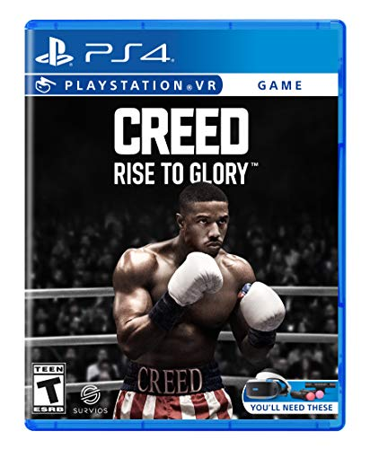 CREED: RISE TO GLORY VR - CREED: RISE TO GLORY VR (1 GAMES)