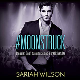 #Moonstruck audiobook cover art