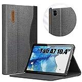 INFILAND Funda para Samsung Galaxy Tab A7 10.4 2020, Soporte Frontal Estuche Bolso para Sa...