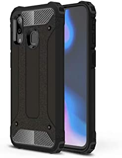 PICKQIU Case for HTC U11 Eyes, Heavy Duty Case,Shockproof Tough Armour Military Metal Case 360 Full Body Protective Case Cover for HTC U11 Eyes Smart phone -black