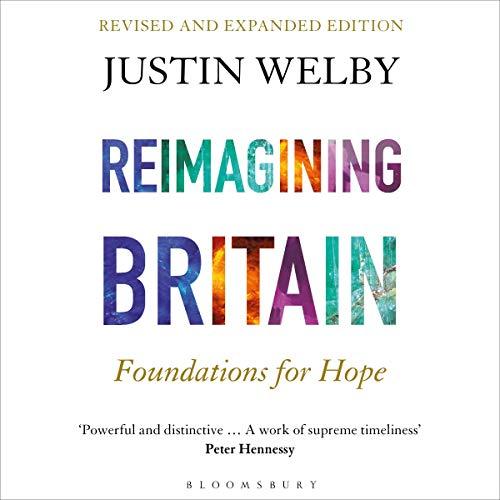 Reimagining Britain cover art
