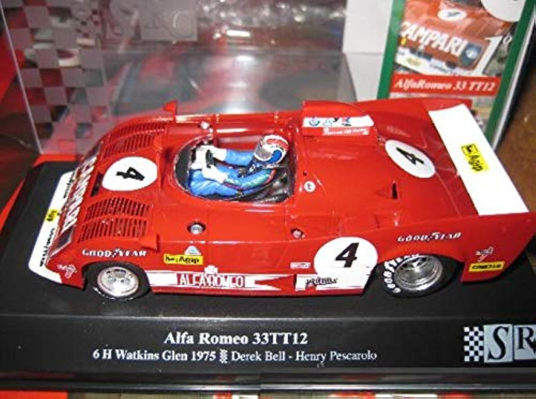 bajo precio del 40% EXIN, EXIN, EXIN, FLY Coche MODELS SCALEXTRIC SRC Alfa Romeo 33TT12 No 4  venta al por mayor barato