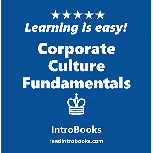 Corporate Culture Fundamentals audiobook cover art