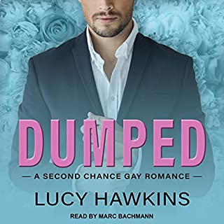 Dumped audiobook cover art