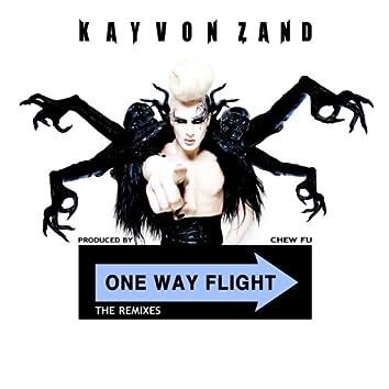 One Way Flight (The Remixes)