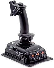 Gladiator Pro Joystick, Flight Simulator Controller Stick - PC Mac Linux