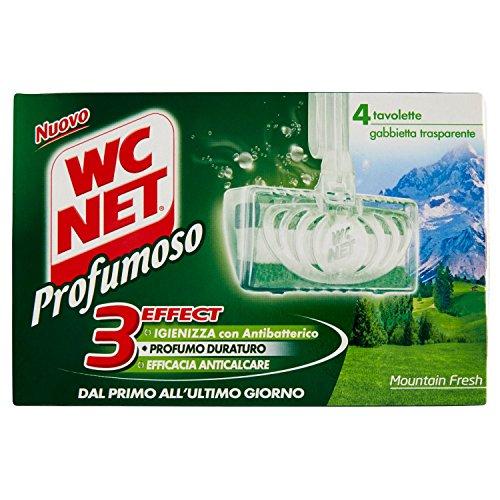 WC NET Tav.4Pz Mountain Fresh Prodotti per il bagno