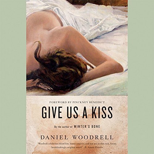 Give Us a Kiss audiobook cover art